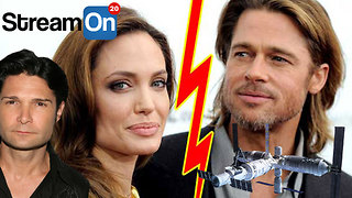 Brangelina DIVORCE, Corey Feldman Cries, A Chinese Space Station FAIL AND MORE on Stream On! - Video