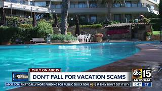 Let Joe Know looks at how to avoid scams when planning for summer vacations - Video