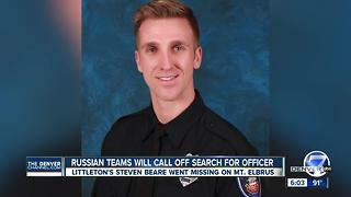 Search for Littleton officer Steven Beare, missing on Russian mountain, might soon be called off - Video