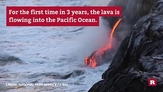 Hawaii's 33 Year Long Eruption - Video