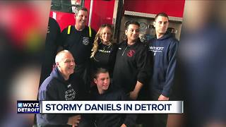 Stormy Daniels obtains permit for Detroit show at Truth Gentleman's Club - Video