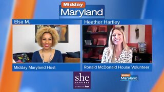 She Inspires - Ronald McDonald House