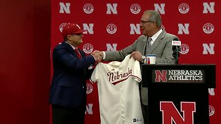 Huskers Introduce Coach Bolt
