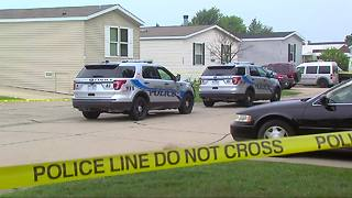 Police investigating double murder at Clinton Township mobile home park