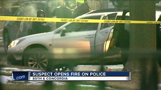 Two injured after shootout with Wauwatosa Police - Video