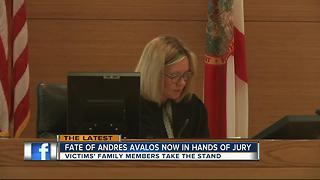 Andres Avalos found guilty in triple murder - Video
