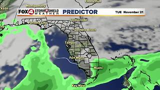 Nice Weather Sunday, Changes Ahead for the Holiday Week - Video