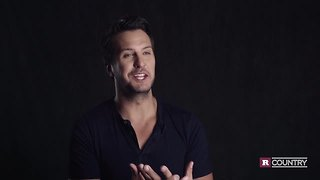 "Luke Bryan talks about ""Forever Country"" 