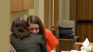 Woman accused of tampering with baby formula avoids jail time - Video