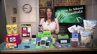 Back To School With Justine Santaniello - Video