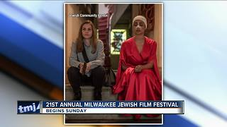 21st annual Milwaukee Jewish Film Festival begins Sunday