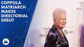Eleanor Coppola premieres first film at 80-years-old - Video