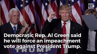 Dems Make Their Move -- Will Force Impeachment Vote - Video
