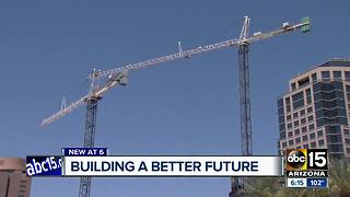 Young people building a better future through construction career program - Video