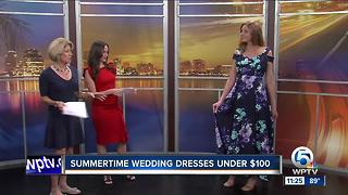 Summertime dresses under $100 - Video