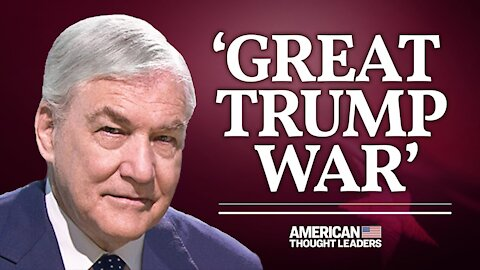 Conrad Black: 'Great Trump War' Will Continue, Regardless of Election Outcome | American Thought Leaders