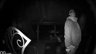 Tiburon neighbors looking for suspected thief - Video