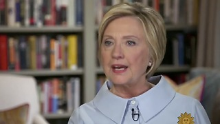 Hillary Clinton Says She's Done As Political Candidate