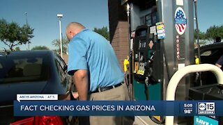 Experts say don't worry about gasoline impacts in Arizona