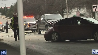 10-Year-Old Boy Battles Life Threatening Injuries After Crash - Video