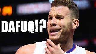 Blake Griffin RESPONDS to the Clippers Trading Him to the Pistons - Video
