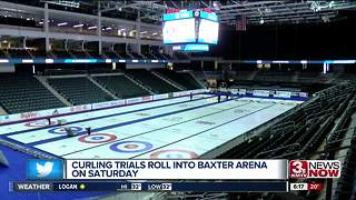 Olympic curling trials begin Saturday - Video