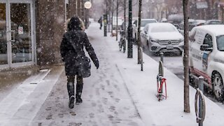 Canada's Set To Suffer Through An Extra Cold & Snowy Winter This Year