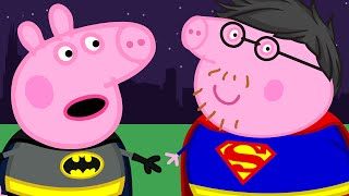 Español Peppa Pig - Peppa Pig personajes se transforman en hadas - Video