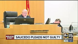 Aaron Saucedo does not appear in court on Thursday - Video