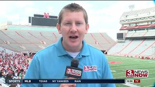 Nebraska football Friday Night Lights camp - Video