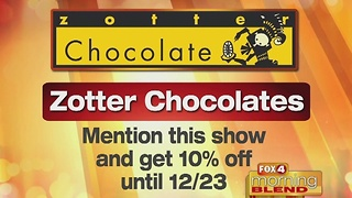 HFOL: Zotter's Chocolates Holiday Special - Video