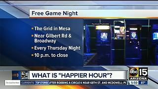 The Grid holds game nights on Thursday - Video