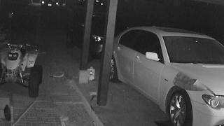 RAW Video: Deputies look for sports quad thief - Video
