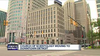 Church of Scientology moving to downtown Detroit - Video