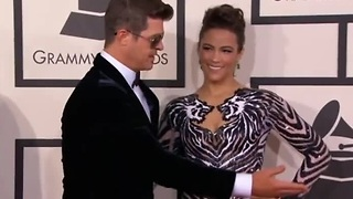 Paula Patton files for divorce from Robin Thicke - Video