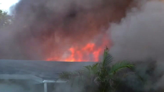 Hobe Sound family loses home, 2 dogs in house fire - Video