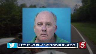 Video Shows Vehicle Hitting Cyclist; 1 Arrested - Video