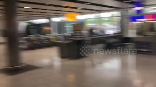 Heathrow terminal 3 evacuated amid reports of fire alarms - Video