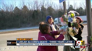 Leelah Alcorn died three years ago - Video