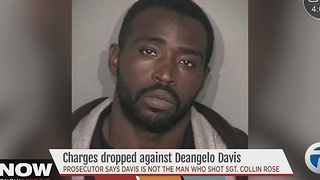 Charges dropped against Deangelo Davis - Video