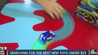 Hottest new toys under $30 - Video