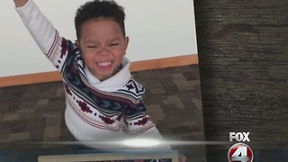 Boy's adoption photo goes viral - Video