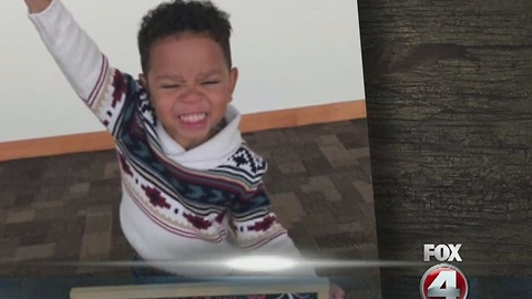 Boy's adoption photo goes viral
