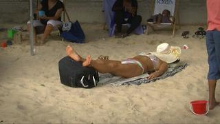Life's a Beach In Paris, France  - Video