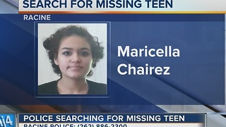 Racine police looking for missing 15-year-old girl - Video