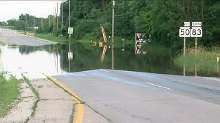 Communities continue to recover from floods in Kenosha County - Video