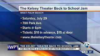 The Kelsey Theater Back to School Jam - Video