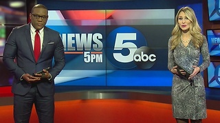 NEWS 5 AT 5 - Video