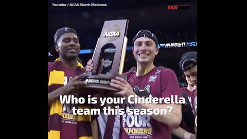 March Madness' Greatest Cinderella Stories