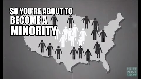 So You're About to Become a Minority